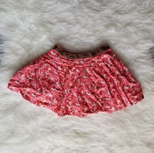 GAP Toddler Girls Floral Boho Skirt